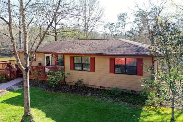 1852 Chestnut Hill Rd, Dandridge, TN 37725 (#241708) :: Prime Mountain Properties