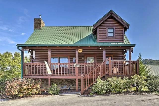 3301 Kestrel Way Ern863, Pigeon Forge, TN 37865 (#241715) :: Prime Mountain Properties