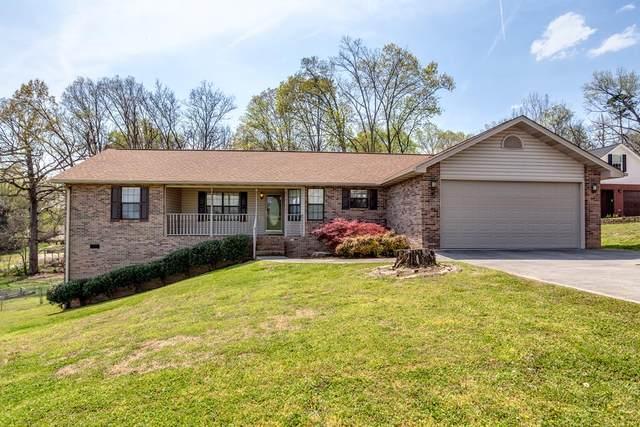 370 Meadow Lake Circle, Seymour, TN 37865 (#241748) :: JET Real Estate
