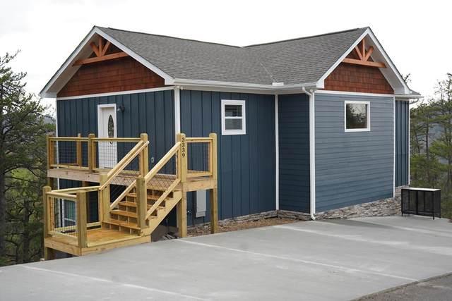 3339 Grouse Ridge Ln, Sevierville, TN 37862 (#241773) :: Prime Mountain Properties
