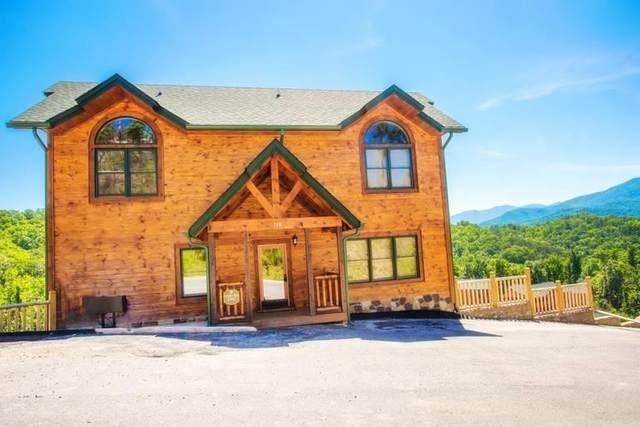 778 Mountain Stream Way Living The Drea, Gatlinburg, TN 37738 (#241785) :: JET Real Estate