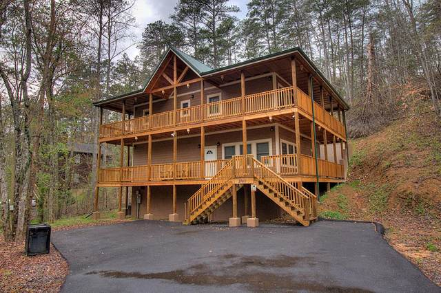 2740 Mountain View Circle Blaze Of Glory, Sevierville, TN 37861 (#241788) :: Suzanne Walls with eXp Realty