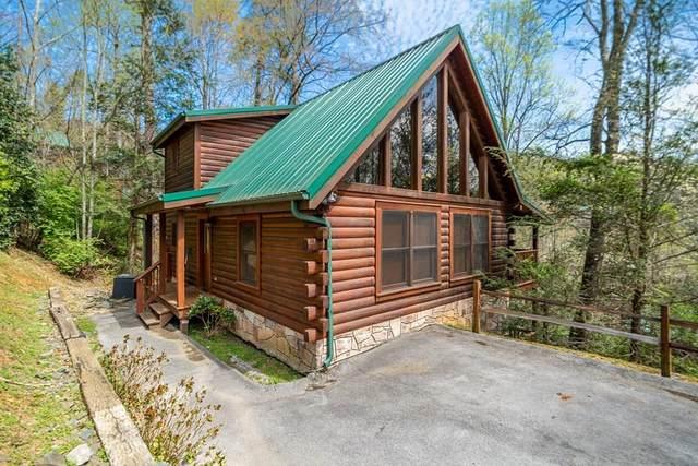 740 Yona Trail, Gatlinburg, TN 37738 (#241799) :: JET Real Estate