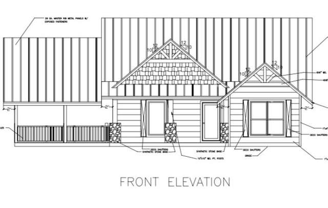 Lot 34 Red Sky Drive, Sevierville, TN 37862 (#241824) :: The Terrell Team
