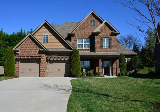 8143 Crimson Tree, Knoxville, TN 37919 (#241849) :: Suzanne Walls with eXp Realty