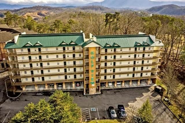 818 Golf View Boulevard Unit #1503, Pigeon Forge, TN 37863 (#241858) :: Prime Mountain Properties