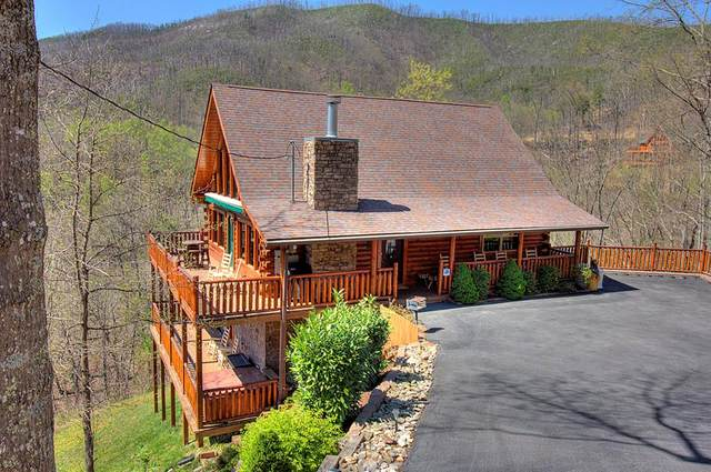 1011 Pine Top Lane, Gatlinburg, TN 37738 (#241862) :: The Terrell Team