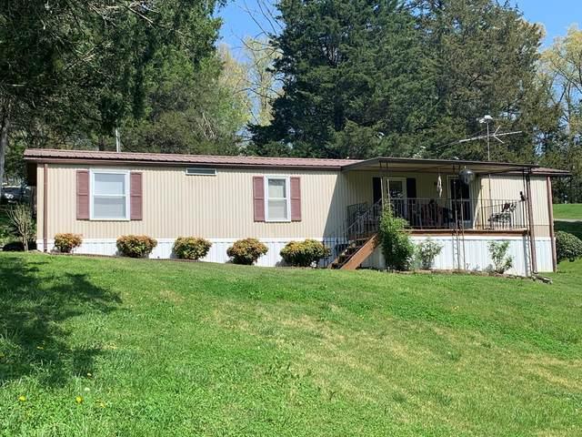 929 Lake Ridge Drive, Dandridge, TN 37725 (#241868) :: Prime Mountain Properties