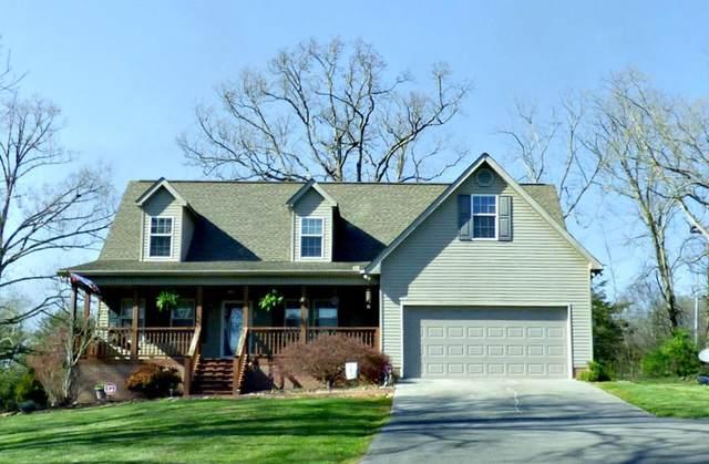 1506 Cedar School Rd, Dandridge, TN 37725 (#241882) :: Prime Mountain Properties