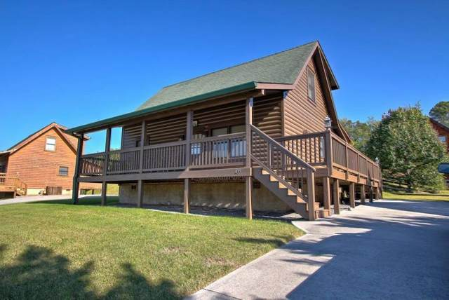 435 Keegan Dr, Pigeon Forge, TN 37863 (#241899) :: Prime Mountain Properties