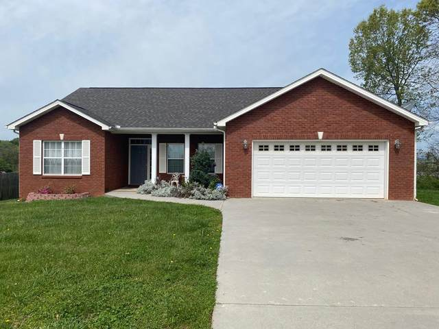 1426 Benjamin Blvd., Sevierville, TN 37876 (#241933) :: Colonial Real Estate