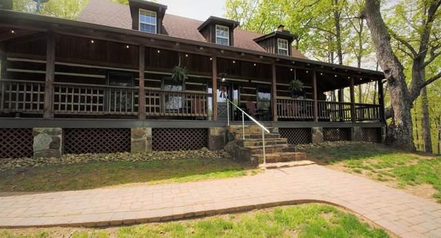 1219 Little Bear Way, Seymour, TN 37865 (#241937) :: Colonial Real Estate
