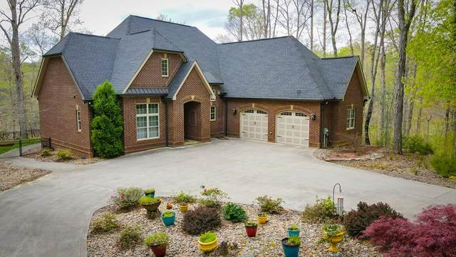 327 Woodland Creek, Dandridge, TN 37725 (#241945) :: Prime Mountain Properties