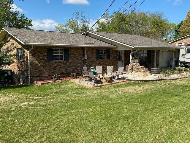 4032 Hitching Post, Pigeon Forge, TN 37863 (#241948) :: The Terrell Team