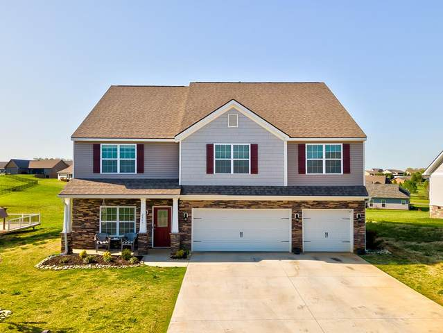2865 Alden Glenn Court, Sevierville, TN 37876 (#241950) :: Billy Houston Group