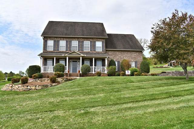 733 Deep Woods Lane, Seymour, TN 37865 (#241954) :: Colonial Real Estate
