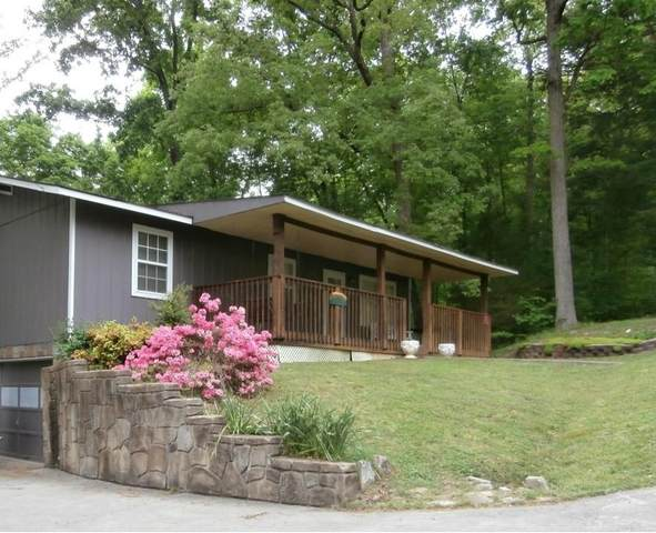 2106 Hickory Manor Rd, Sevierville, TN 37862 (#241956) :: Colonial Real Estate