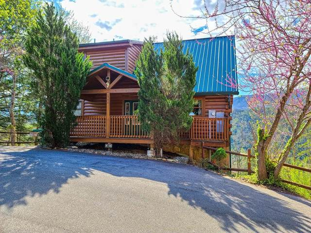 1761 Mountain Shadow Way Above The Mist, Gatlinburg, TN 37738 (#241983) :: Prime Mountain Properties