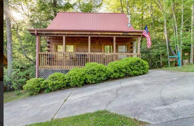 524 Hoot Owl Way, Gatlinburg, TN 37738 (#241987) :: Prime Mountain Properties