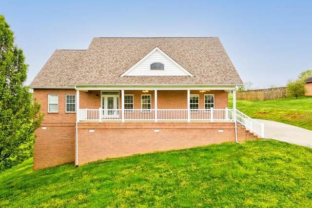 453 River Run  Cir., Sevierville, TN 37876 (#241990) :: Prime Mountain Properties