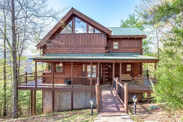 3532 Carsons Ridge Way, Sevierville, TN 37862 (#241997) :: Prime Mountain Properties