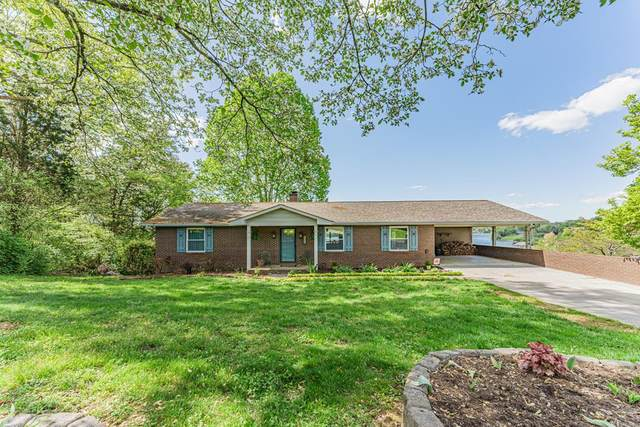 1144 Chula Vista Drive, Friendsville, TN 37737 (#242035) :: Colonial Real Estate