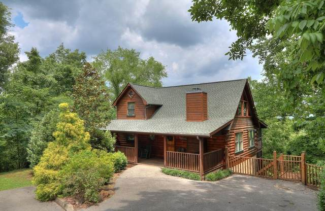 2017 Cluster Oak Way, Sevierville, TN 37876 (#242040) :: Tennessee Elite Realty