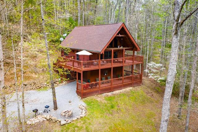 4402 Creek Falls Way, Sevierville, TN 37862 (#242053) :: Tennessee Elite Realty