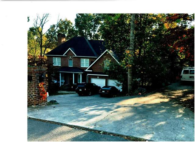 639 S Arch Rock Drive, Sevierville, TN 37876 (#242103) :: Colonial Real Estate
