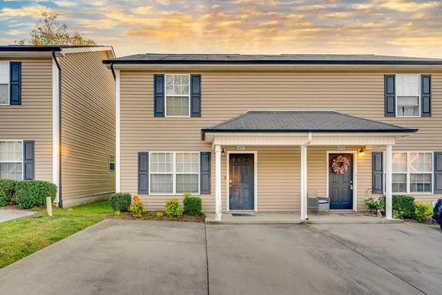 4747 Forest Landing, Knoxville, TN 37918 (#242105) :: Billy Houston Group