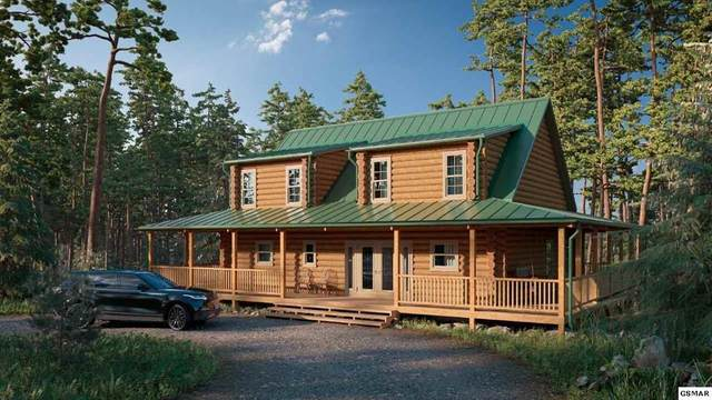 - Tanrac Trail, Gatlinburg, TN 73871 (#242116) :: JET Real Estate