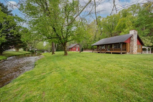 2728/2732 Colonial Dr., Pigeon Forge, TN 37863 (#242160) :: Billy Houston Group