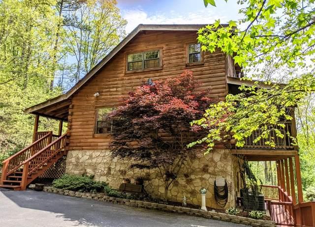 2120 Dogwood Dr, Sevierville, TN 37876 (#242175) :: JET Real Estate