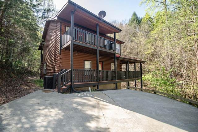 3514 Peggy Ln, Pigeon Forge, TN 37863 (#242180) :: Billy Houston Group