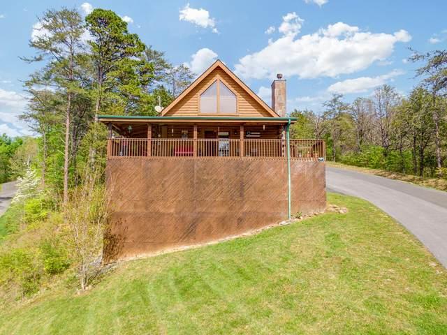 907 Buck Way, Sevierville, TN 37876 (#242181) :: JET Real Estate
