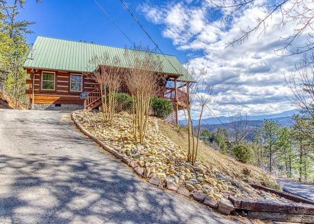 1844 Red Bone Way A Smokin View, Sevierville, TN 37876 (#242211) :: Tennessee Elite Realty