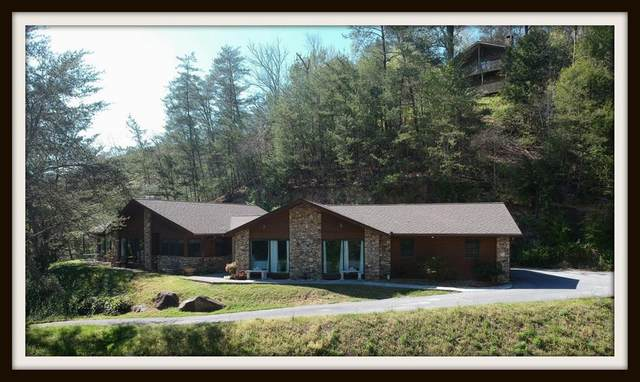 202 Golf Creek Road 12th Hole Overl, Gatlinburg, TN 37738 (#242232) :: Century 21 Legacy