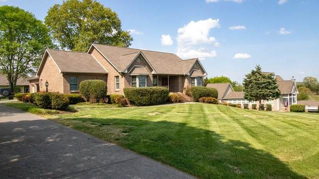 1164 Country Club Rd, Dandridge, TN 37725 (#242243) :: Tennessee Elite Realty