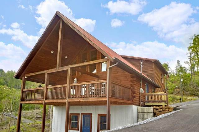 """1110 Annes Road Unit 1 """"Lucky To Be Wi, Gatlinburg, TN 37738 (#242281) :: Century 21 Legacy"""
