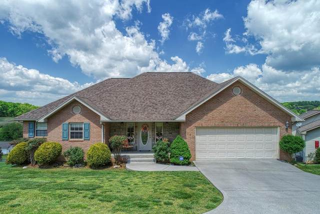 308 Lindder Dr, Sevierville, TN 37876 (#242310) :: The Terrell Team