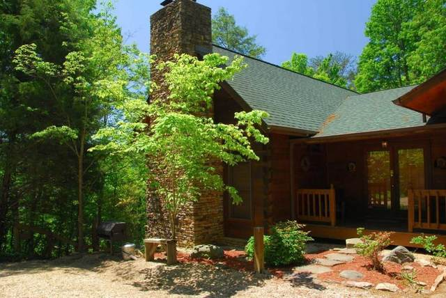 "259 Poplar Lane ""Above Gatlinbu, Gatlinburg, TN 37738 (#242317) :: Colonial Real Estate"