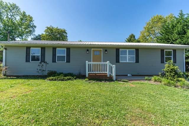 408 Navaho Dr, Seymour, TN 37865 (#242327) :: Colonial Real Estate