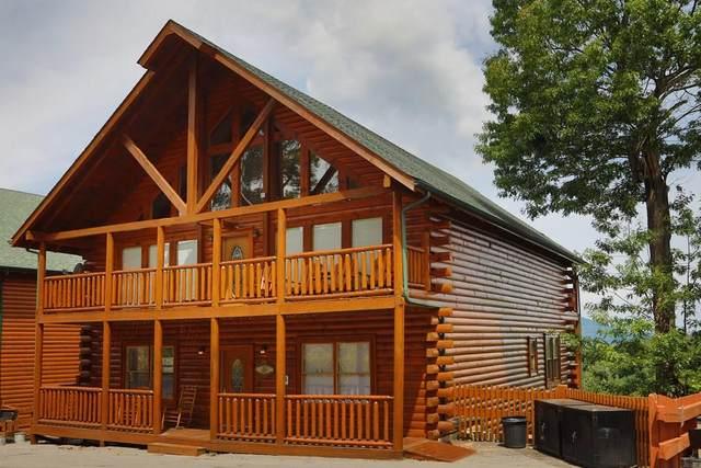 948 Black Bear Cub Way Majestic Mounta, Sevierville, TN 37862 (#242336) :: JET Real Estate