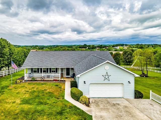 2770 English Hills Dr, Sevierville, TN 37876 (#242346) :: Century 21 Legacy