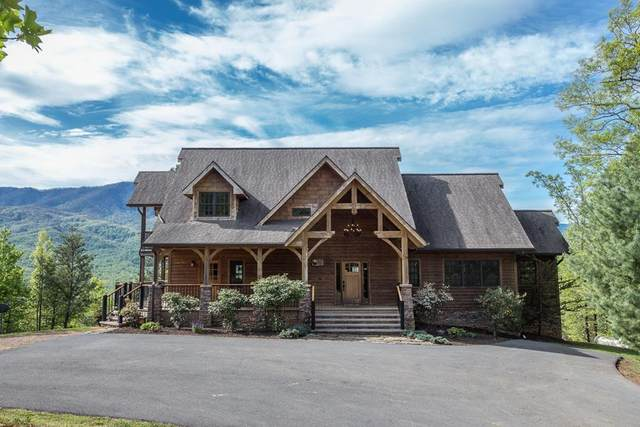 833 Pinnacle Vista Rd., Gatlinburg, TN 37738 (#242378) :: Prime Mountain Properties