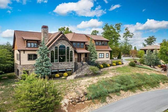 3050 Summit Trails Dr, Sevierville, TN 27725 (#242391) :: The Terrell-Drager Team