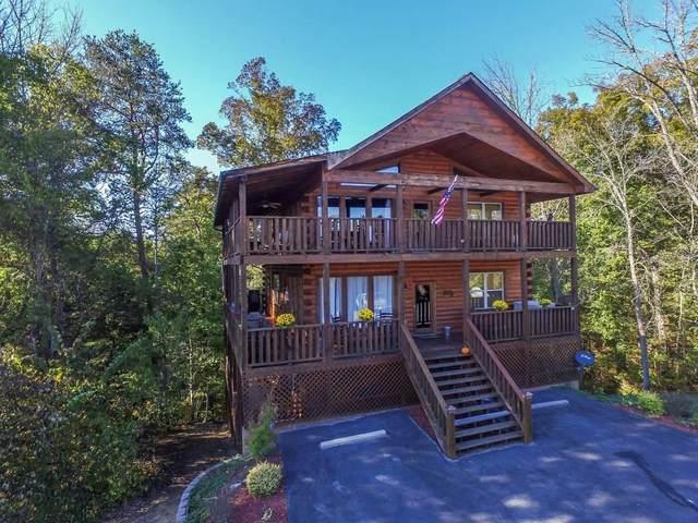 2017 Oakmont Dr, Sevierville, TN 37876 (#242411) :: Colonial Real Estate