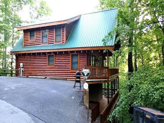 2116 N Tamins, Gatlinburg, TN 37738 (#242421) :: JET Real Estate