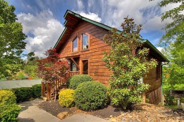 925 Mcmakin Way, Pigeon Forge, TN 37863 (#242437) :: Prime Mountain Properties