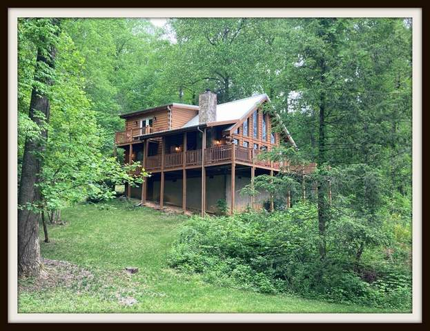 """3470 Sage Grass Way """"Many Happy Ret, Sevierville, TN 37862 (#242440) :: Colonial Real Estate"""